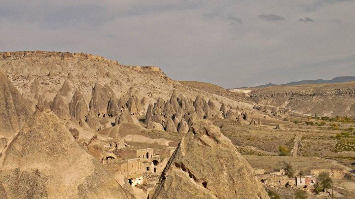 selime monastery goreme cappadocia