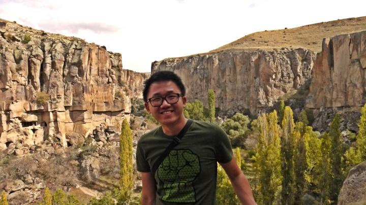 goreme ilhara valley cappadocia