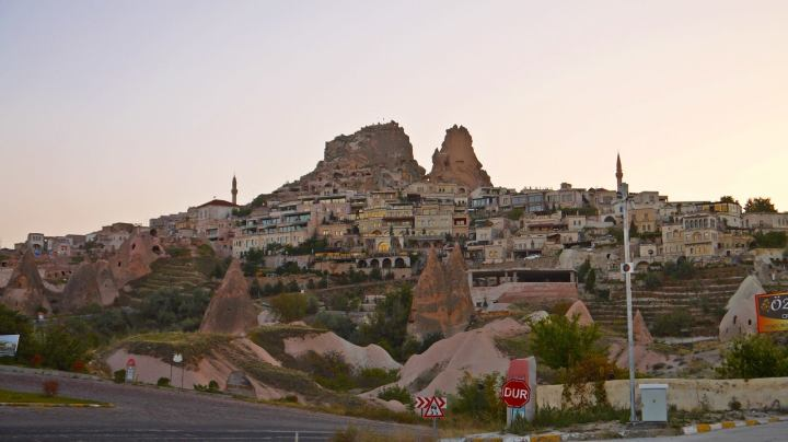 uchisar goreme cappadocia