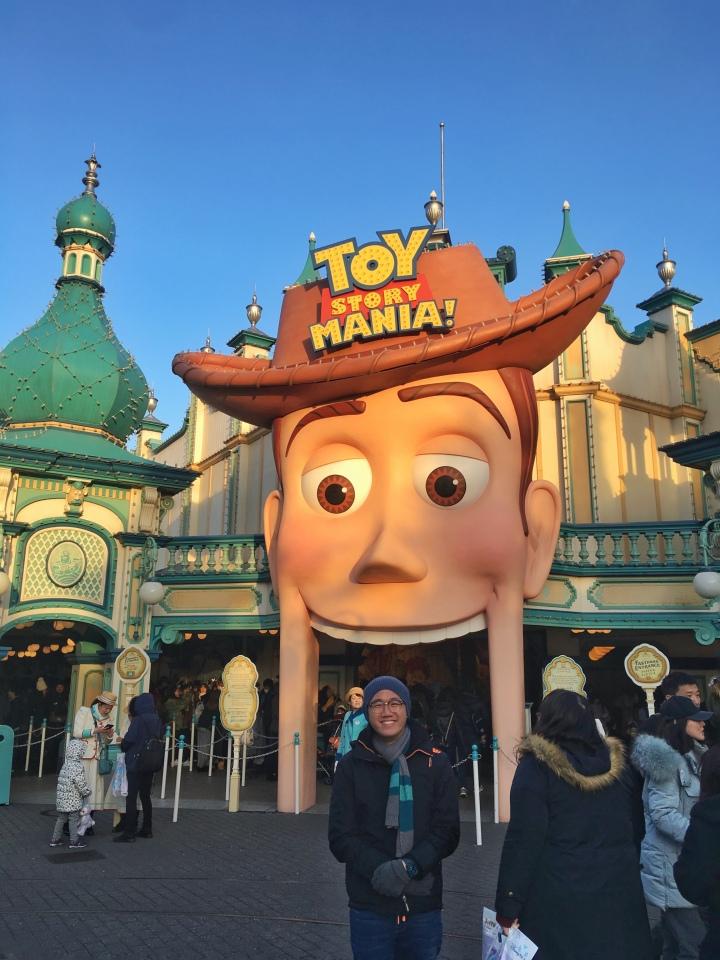 disneysea tokyo toy story mania