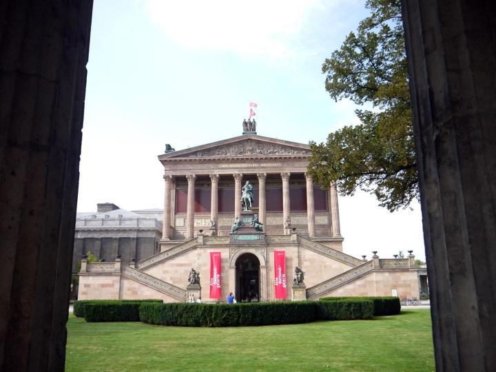 Alte Nationalgalerie berlin germany