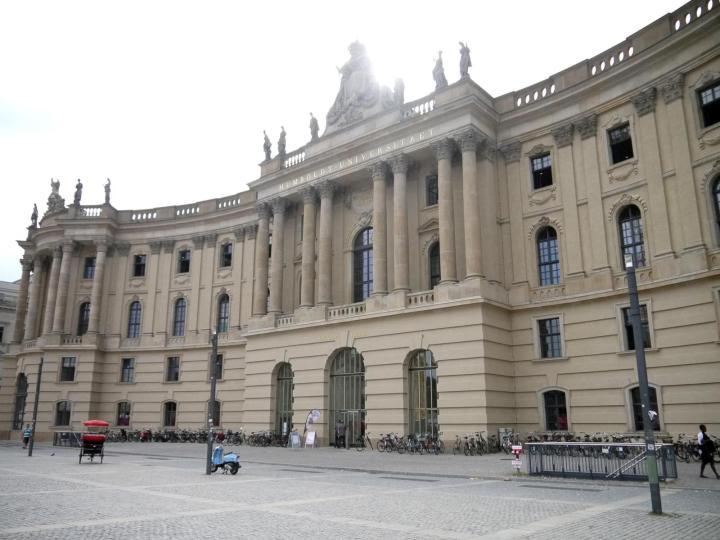 Bebelplatz berlin germany