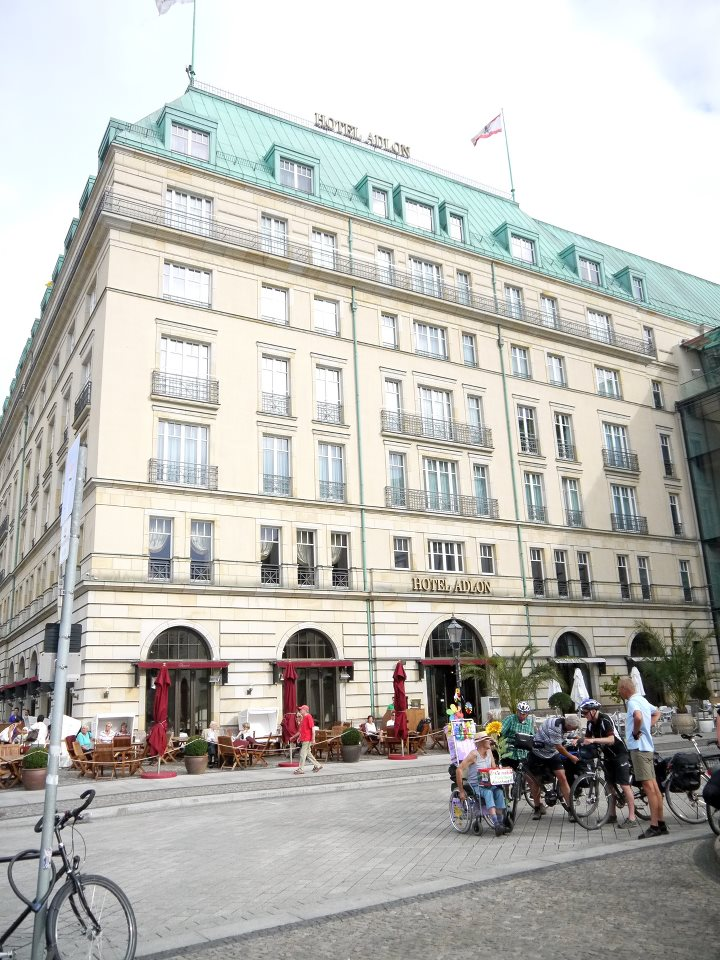 hotel aldon berlin germany