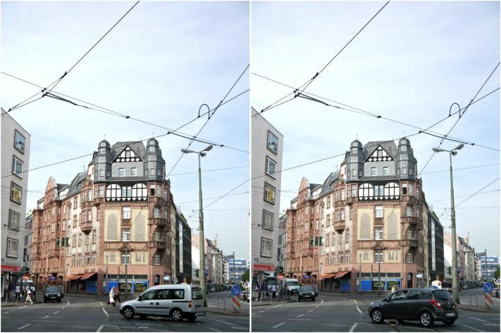 trams germany