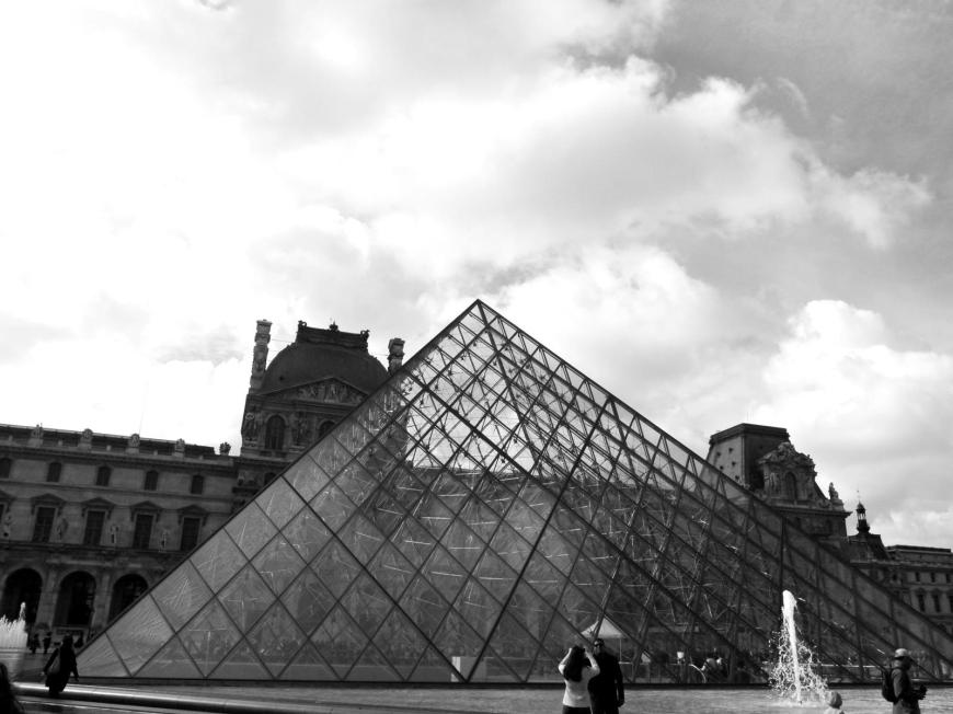Musee du Louvre paris france