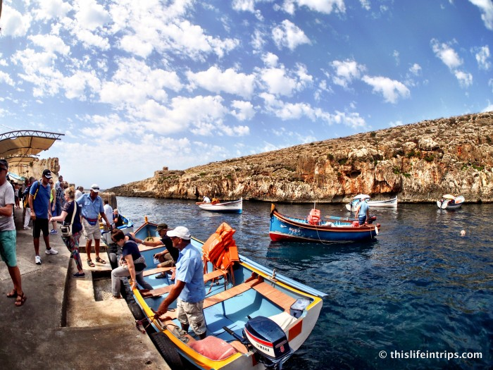 Blue Grotto (source: thelifeintrips.com) malta