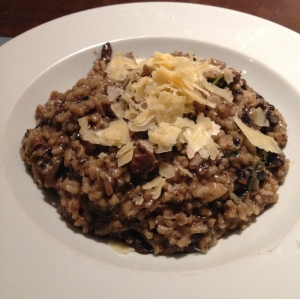 rabbit ragout risotto