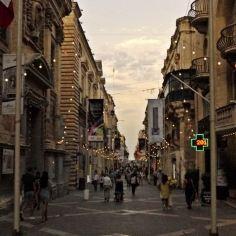 Valetta, the street
