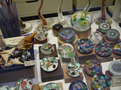 Murano handmade glass accessories