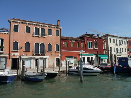 Wes Anderson in Murano