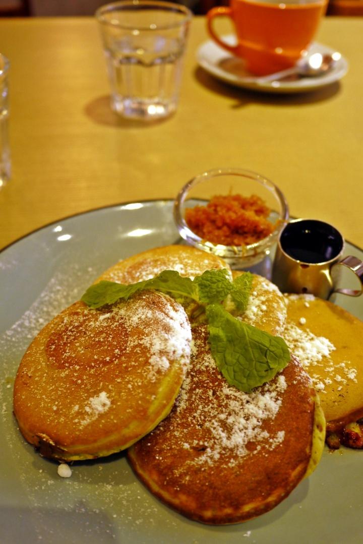 pancake daily fix cafe melaka