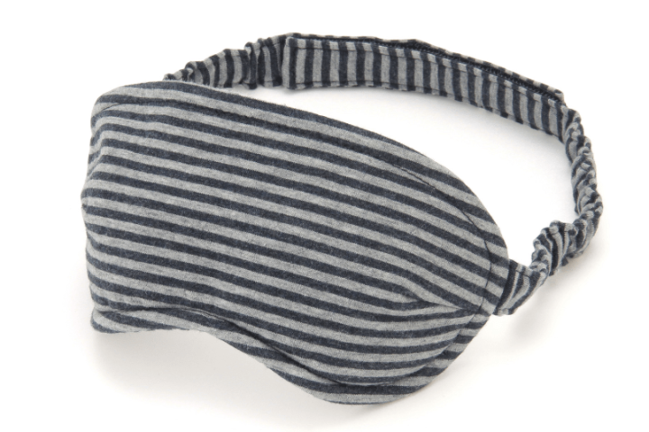 muji travel eye mask