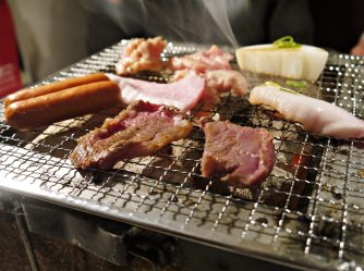 Barbecue in Osaka