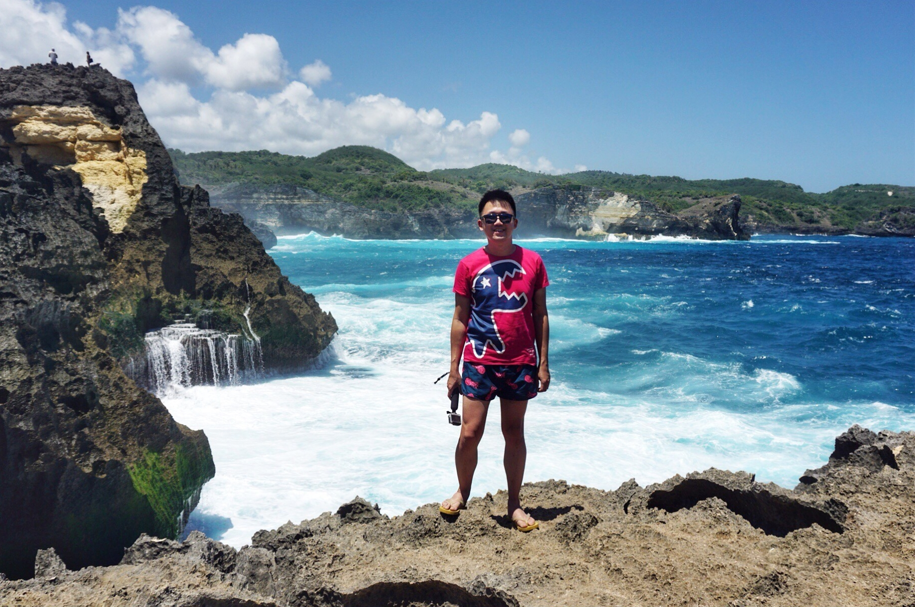 Angel Billabong, Nusa Penida jermpins