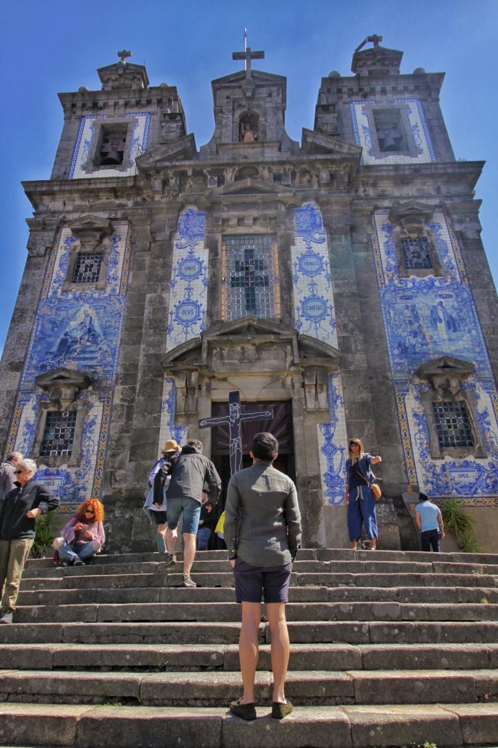 jermpins porto azulejos Igreja Paroquial de Santo Ildefonso