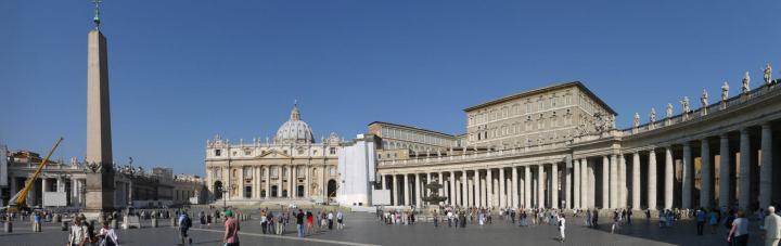 jermpins rome vatican city St Peter's square