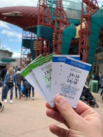 Disneyland Paris FASTPASS