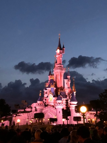Disneyland Paris Illuminations show