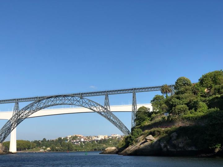 jermpins Maria Pia Bridge porto