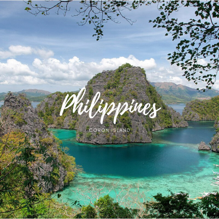 Coron, Philippines (Source: Wikimeda Commons)